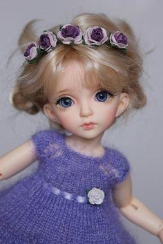 Платья для кукол БЖД. / Одежда, обувь, аксессуары для шарнирных кукол БЖД, BJD / Бэйбики. Куклы фото. Одежда для кукол