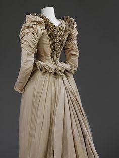 Wedding dress         1890 (made)
