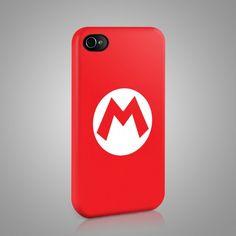 Super Mario Bros: Design 1 iPhone and Samsung Phone Case
