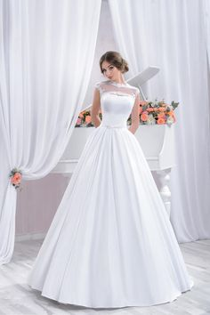 """Wedding dress by Belleza e Lusso. Collection """"Piano"""" / Свадебное платье от Belleza e Lusso. Evening Dresses, Formal Dresses, Wedding Dresses, One Shoulder Wedding Dress, Ball Gowns, Piano, Collection, Design, Fashion"""