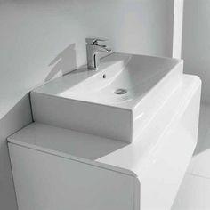 Nasadni umivaonik DIVERTA, Roca