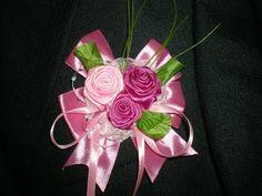 Бутоньерка для свидетеля. Свадьба в цвете Фуксии часть 6. / Wedding flowers - YouTube