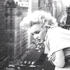 Marilyn. Such a sad and beautiful woman.