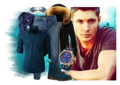 JEW by lyralilith on Polyvore featuring arte