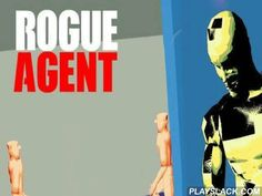 Rogue Agent  Android Game - playslack.com , assist an unknown agent flee from an unknown base of the foe. Hide from the defenders and use different spying  tool to flee. Feel like a spy behind foe formations overcoming complex levels of this game for Android. Find a route to emancipation in a system of passages and apartments. Use a collection of covers to evade cameras and defenders patrolling the base. Hack computer systems and get the essential message. unravel problems to ajar fastened…