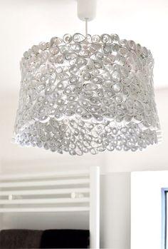 diy lampe 59 fantasievolle ideen f r echte individualisten selber machen holz lampenschirm. Black Bedroom Furniture Sets. Home Design Ideas
