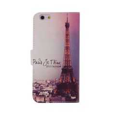 Kinston Iron Tower Pattern Cover Case for iPhone 6 4.7 inch #jewelry, #women, #men, #hats, #watches, #belts