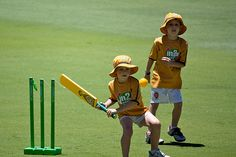 'I thought I'd hate cricket but I love it!': Year six students' responses to Games Sense. Sunny Chen & Richard Light.