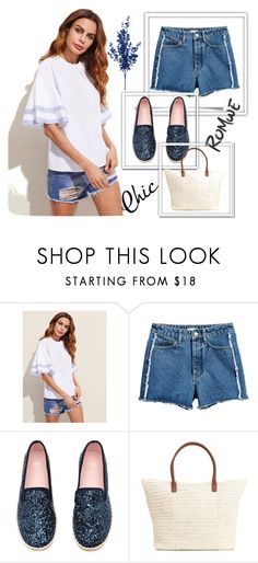 """""""Romwe Contest"""" by lizf99 ❤ liked on Polyvore featuring H&M"""