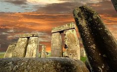 Stonehenge - Wilshire, England - Seven Wonders of the Medieval World Stonehenge, Medieval World, Medieval Times, Seven Wonders, Future Travel, Heaven On Earth, Middle Ages, Archaeology, Wonders Of The World