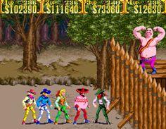 Sunset Riders, Konami
