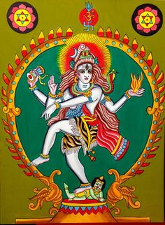shiva nataraja comic - Google Search