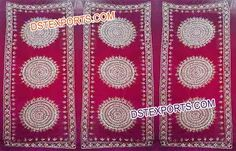 #Wedding #Sangeet #Embroidered #Backdrop #Dstexports