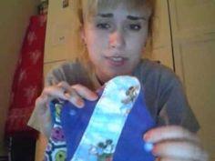 ▶ My entire Cloth pad stash - YouTube