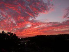 Desde las Islas Canarias  ..Fotografias  : Cielo encendido ...Maspalomas Gran Canaria