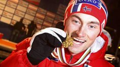 One of, if not the, best Cross-Country Ski Champion of All Time.