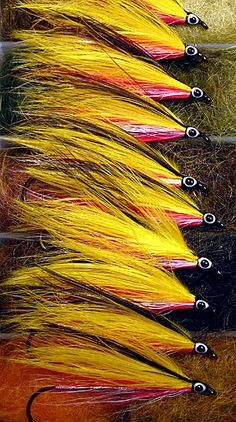 While tying up a batch of streamers for a fly swap, GFF partner Bob Petti remembered an old tinsel trick that reduced some of the hand cramping thread wrapping that is all too common with long shanked streamers.