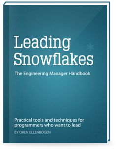 Leading snowflakes - software management