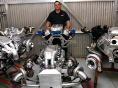 Shop Tour: Nelson Racing Engines