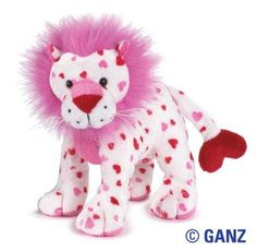 Webkinz Plush Stuffed Animal Love Lion by Ganz. $14.95. Factory Sealed Tag. Webkinz Plush Stuffed Animal Love Lion [Toy]