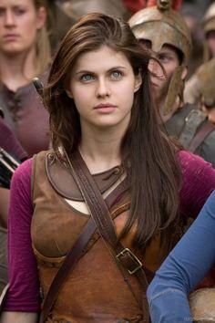 Alexandra Daddario Movie -Percy Jackson Lightning Thief