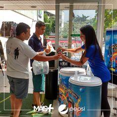 Encerramos no último final de semana, mais uma ação em parceria com nosso cliente, Pepsi! #Sucesso #PodeSerPepsi #PodeSerÉpico