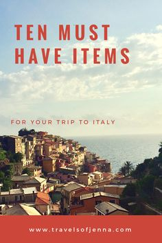 Use This Travel Information To Help Plan Your Trip Italy Packing List, Italy Travel Tips, Packing List For Travel, Traveling To Italy Tips, Europe Packing, Travel Checklist, Packing Lists, Travel Europe, Cinque Terre