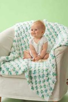 Squishy, fluffy, soft corner to corner free crochet Afghan pattern. Makes a pretty baby blanket too. Bernat Baby Blanket, Baby Afghan Crochet, Blanket Yarn, Manta Crochet, Crochet Bebe, Baby Afghans, Afghan Crochet Patterns, Knit Crochet, Baby Blankets