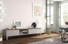 TV-benk fra kolleksjon ASPEN✨ www.mirame.no #tvbenk #tvbord #stue #hylle #skap #skjenk #tvstue #gang  #innredning #møbler #norskehjem #mirame #pris  #interior #interiør #design #nordiskehjem #vakrehjem #nordiskdesign  #oslo #norge #norsk  #bilde #speilbilde #tre #metall #rom123 #aspen