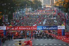 Hoy salieron publicados resultados de lotería para Maratón de Chicago 2017. Hasta hoy son 13 los socios que irán a la prueba Major en su 40 edición