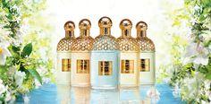 Beleza e Fantasia: Alguns Perfumes Suaves da Guerlain