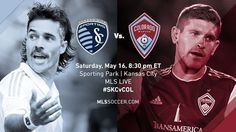 Tune in 5/16 at 6:00 PM for the Rapids vs. Sporting Kansas City!