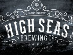High Seas Brewing Co Mark