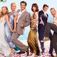 Pierce Brosnan isn't the only 'Mamma Mia!' cast member to have changed a lot the last 8 years!