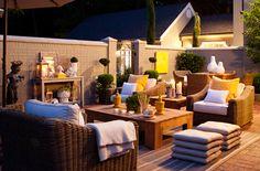 outdoors | garden | porch | patio | backyard | exterior | home decor