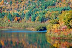 Kayaking In Vermont During Fall! This is going on my bucket list. I have always wanted to visit Vermont in the fall