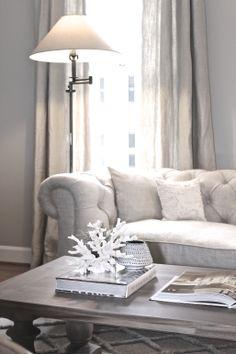 Traut Residence   Living Room   RH