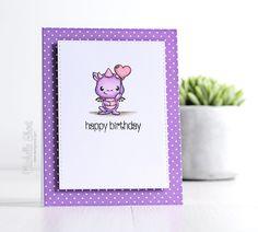 The Card Grotto: Happy Birthday...