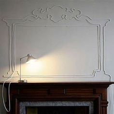 Electrical Wire Wall Art | 19 Ingenious Ways To Decorate Your Small Space