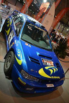 Autosport International 2014 - Subaru Impreza by Si 558, via Flickr