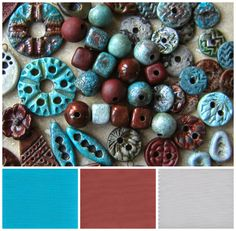 """Pantone Spring 2015 Colour Trends - more on site. Are they serious? How do YOU decide which colors to use? I depend more on my own taste than what is supposed to be fashionable. After all, """"fashionable"""" is only for one season..."""