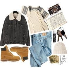 In The Great Outdoors. by hippierose on Polyvore