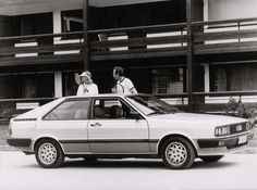 Audi Coupe GT5S 1981