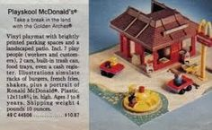 remember 70's toys | McDonald's playland - Have!