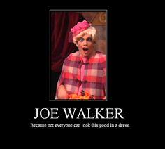 Joe Walker...