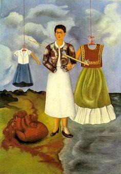 Frida Kahlo - Recuerdo (el corazon)