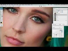 Skin Retouching Photoshop Tutorial. Read full article: http://webneel.com/video/skin-retouching-photoshop-tutorial | more http://webneel.com/video/photoshop-tutorials | more videos http://webneel.com/video/animation | Follow us www.pinterest.com/webneel