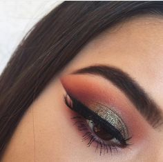 An eyeful of pretty from our talented #MorpheBabe @anarelyr used our single eye shadows in Spice, Deep Skin, Secretive, Deep Cocoa and Moolah. Show us your looks using hashtag #TeamMorphe