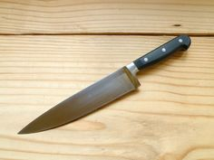 BIG Members Mark Chefs Knife Kitchen Knife High Carbon Full Tang Blade NSF