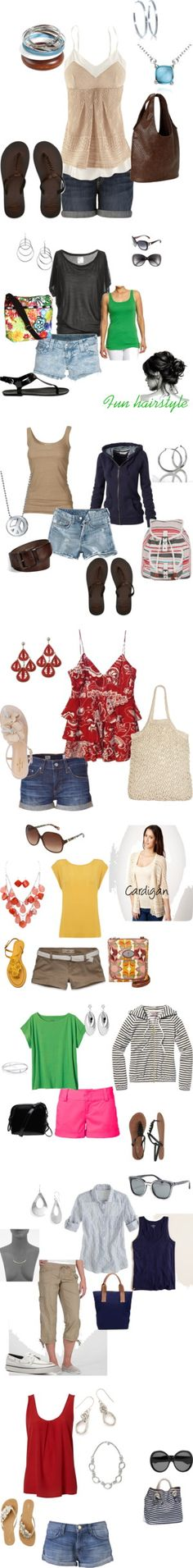 """""""Cute and casual for summer"""" by tnoelle77 on Polyvore"""